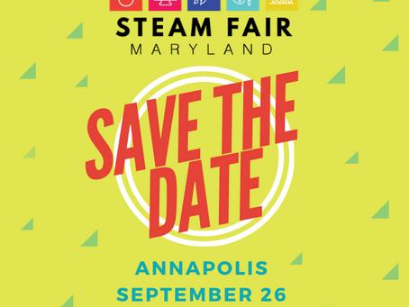 STEAM Fair Save the Date!