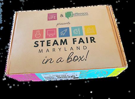 STEAM Fair 2020 Important Announcement