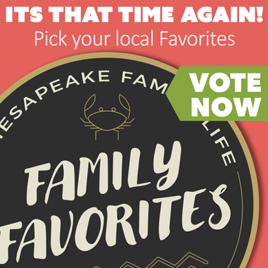 Family Favorites Social Media Ad