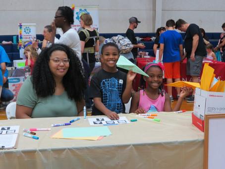 STEAM Fair Maryland 2018 Success!