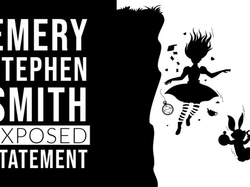 DOWN THE RABBIT HOLE - Emery Smith Exposed