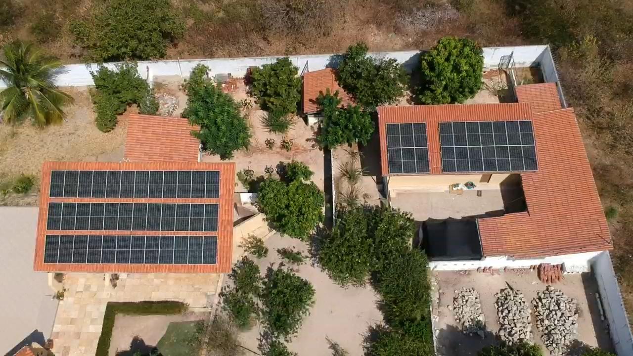 Sistema Fotovoltaico - 21KWp