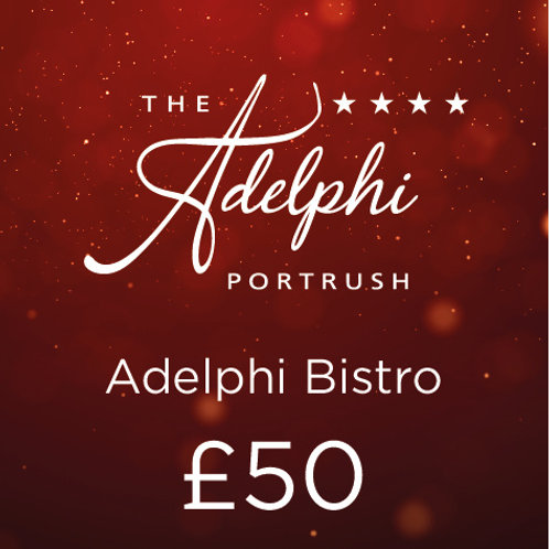 Bistro Gift Card - £50