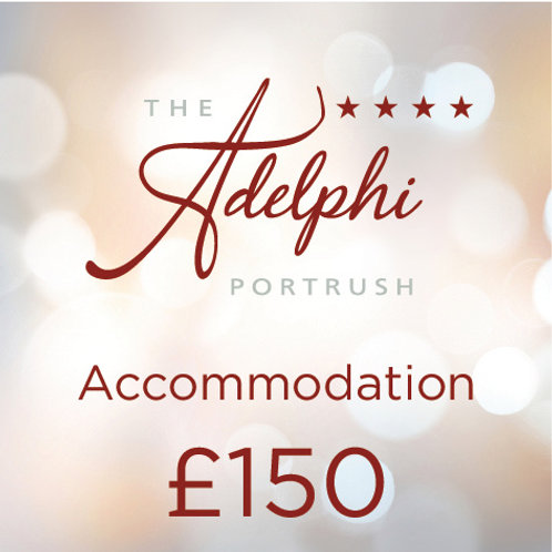 Accommodation Voucher - £150