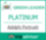 TripAdvisor Green Leader Platinum