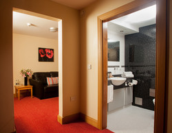 En-Suite and Lounge Area