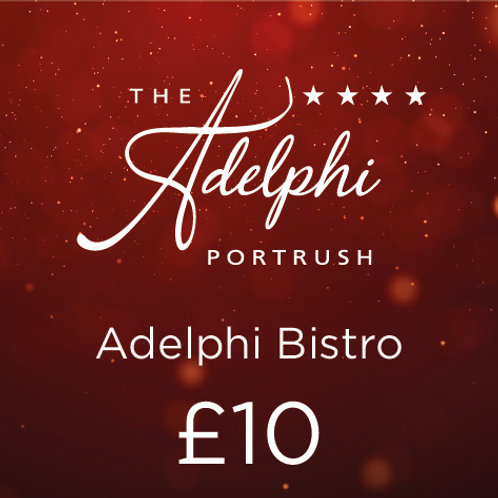Bistro Gift Card - £10