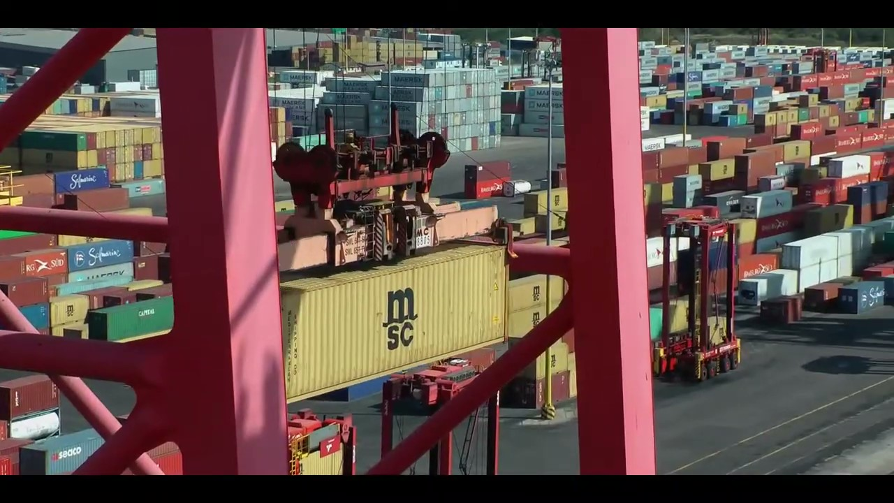 MSC containers
