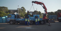 Lovemore rigging operations