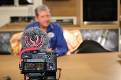 Business Leaders video shoot