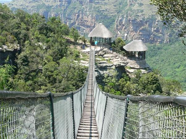Ugu District Oribi Gorge Nature Reserve
