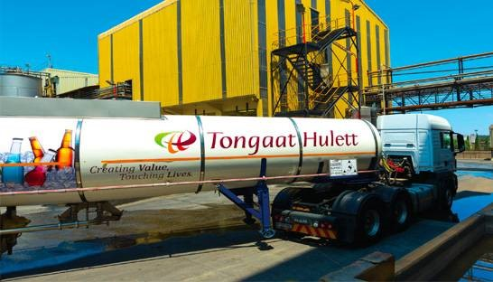 Tongaat Hulett creating value touching lives