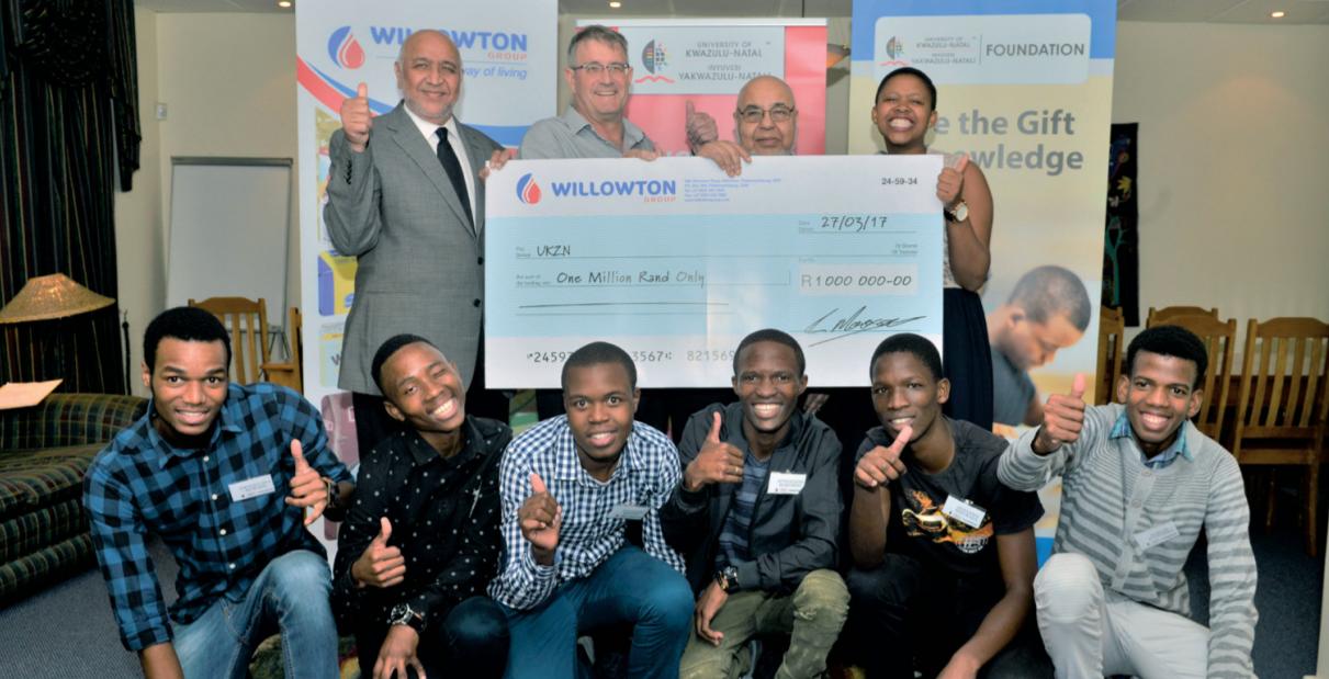 UKZN Foundation partners