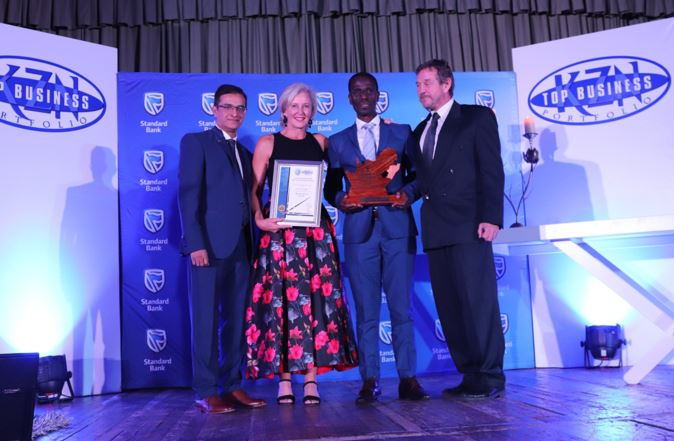 Standard Bank KZN Top Business Awards 2019