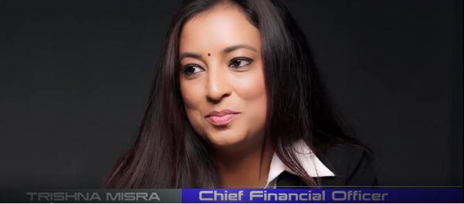 Trishna Misra Chief Financial Officer