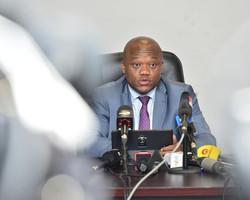 Premier of KwaZulu-Natal Mr Sihle Zikalala