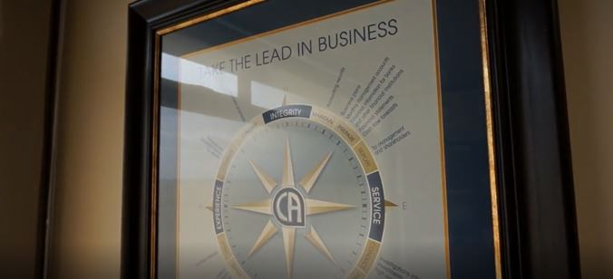 Take the lead in business