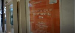 Discovery Health Top 20 Hospital
