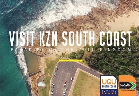 Paradise of the zulu kingdom