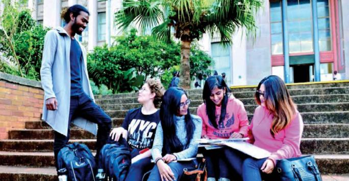 UKZN students