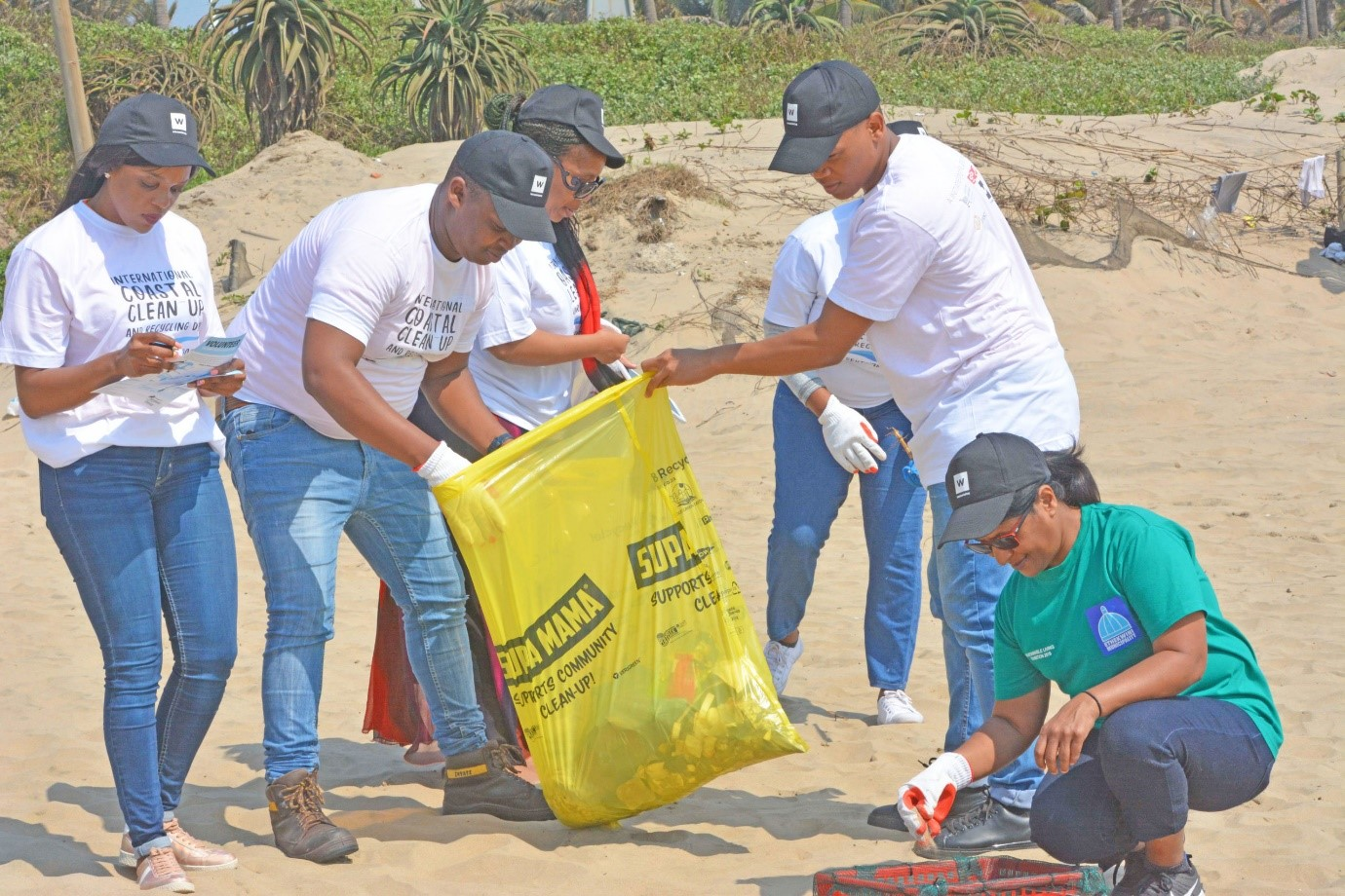 REGISTER FOR THE 2020 COASTAL CLEANUP