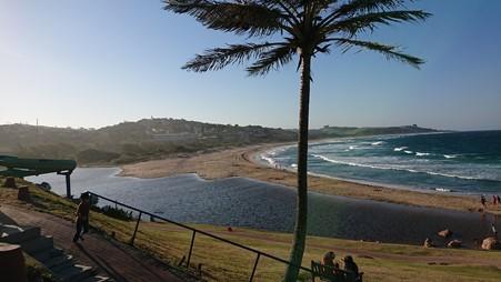 Ugu Municipality Scottburgh Beach