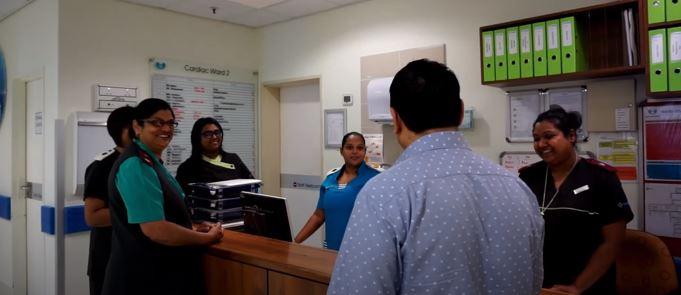 Lenmed Ethekwini Hospital and Heart Centre staff