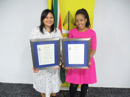 The Beekman Group was the proud recipient of four PMR Africa awards this year