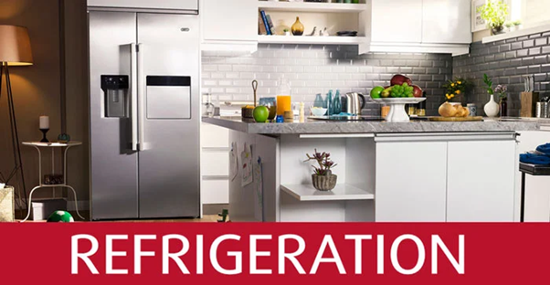 Defy refrigeration appliances