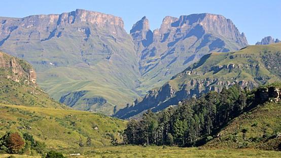 Harry Gwala District uKhahlamba Drakensberg National Park