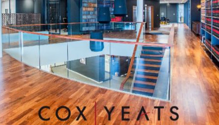 Dynamic and innovative law firm welcomes new professionals, Cox Yeats
