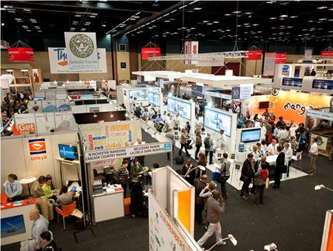 Convention meeting halls