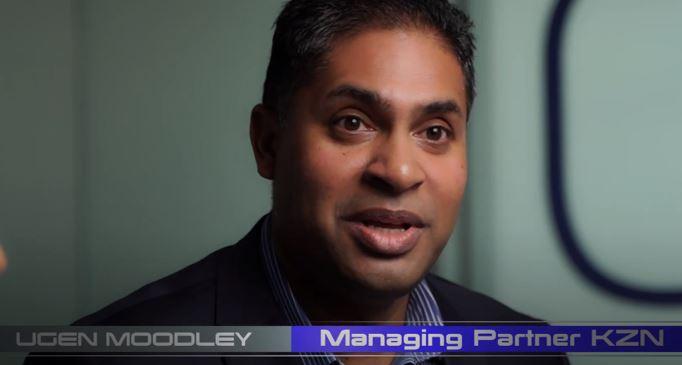 Ugen Moodley Managing Partner KZN