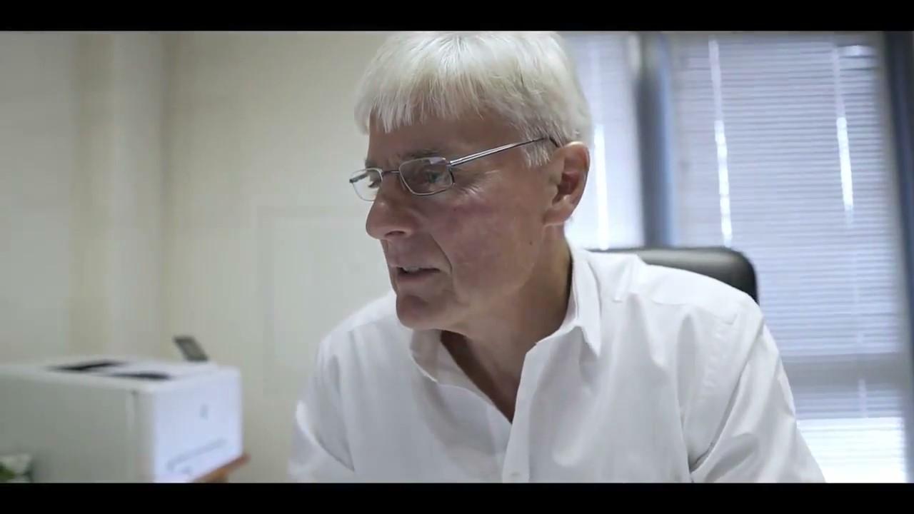 GeoAfrika CEO Peter Hoffmann