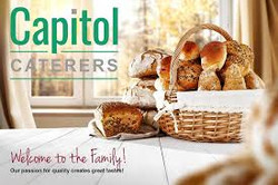 Capitol Caterers welcome to the family