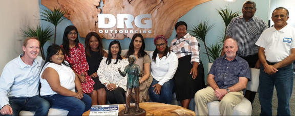 DRG Outsourcing Team