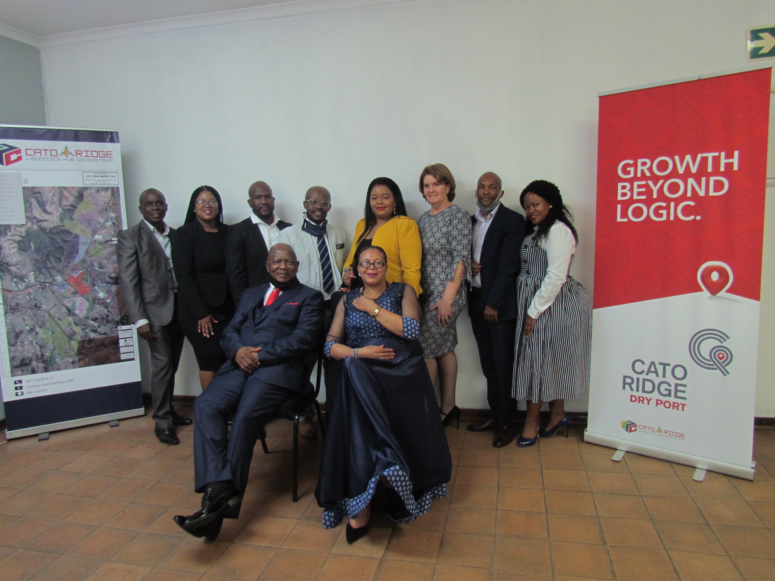 RALETHEBE GLOBAL, led by its Chairman Mr. France L. Mafete on a partnership discussions with CRLHC