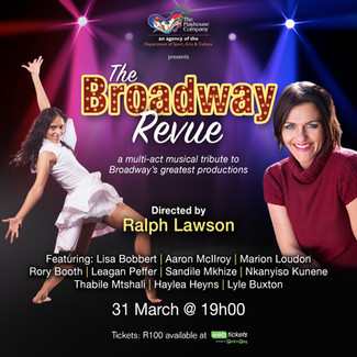 The Playhouse Company Presents The Broadway Revue!