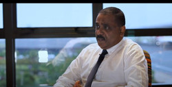 Colin Naidoo KZN Business Leaders video shoot