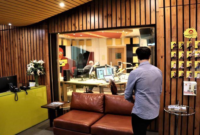East Coast Radio Studios