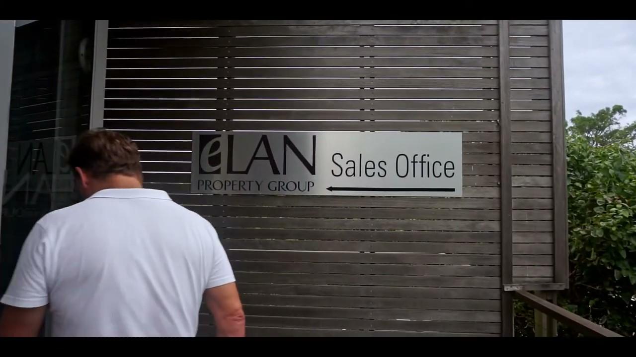 eLan Property Group sales office
