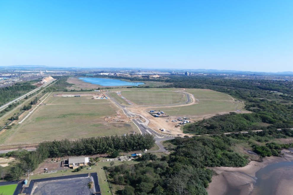 Zone development