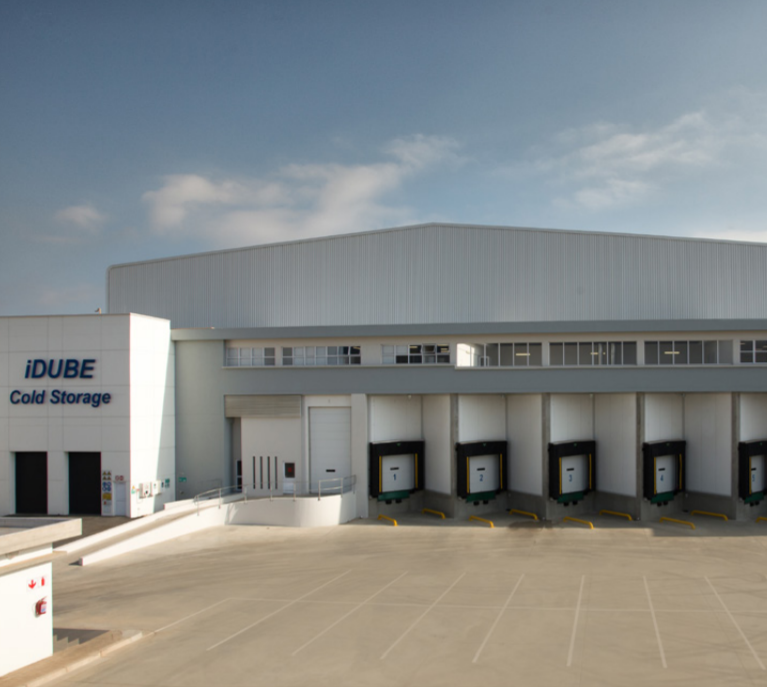 iDube cold storage facility