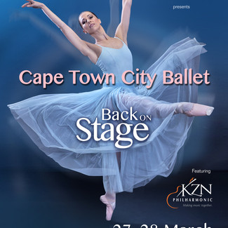 Cape Town City Ballet Back On Stage!