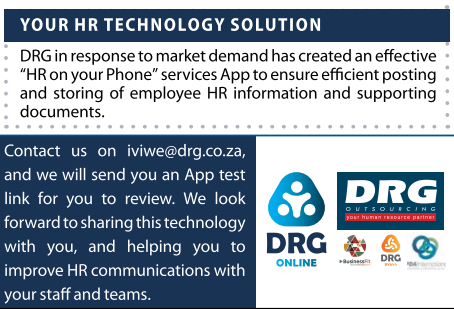 DRG Siyaya your HR technology solution