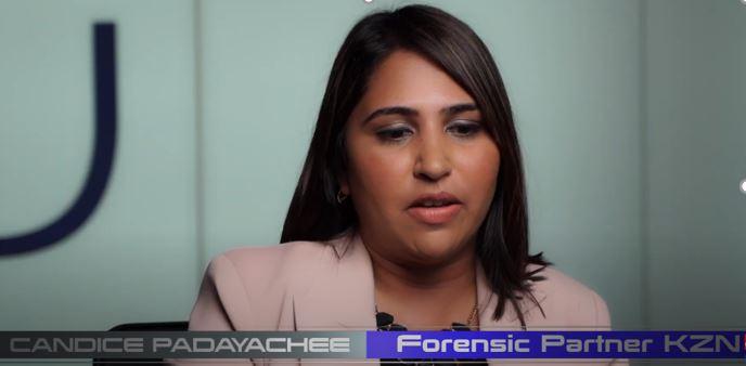 Candice Padayachee Forensic Partner KZN