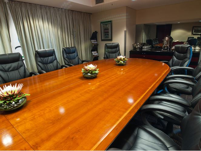 Executive conference suites