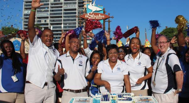 uShaka Marine World celebrates 15 fun-tastic years