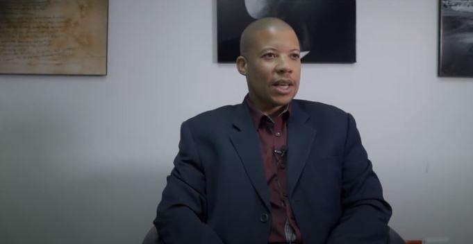 Neville Matjie business leaders video shoot