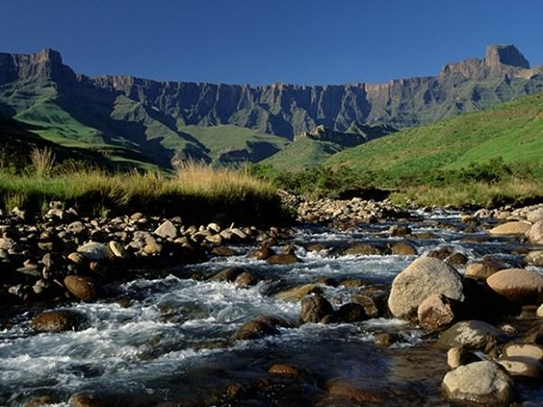 Harry Gwala District UKhahlamba Drakensberg Park